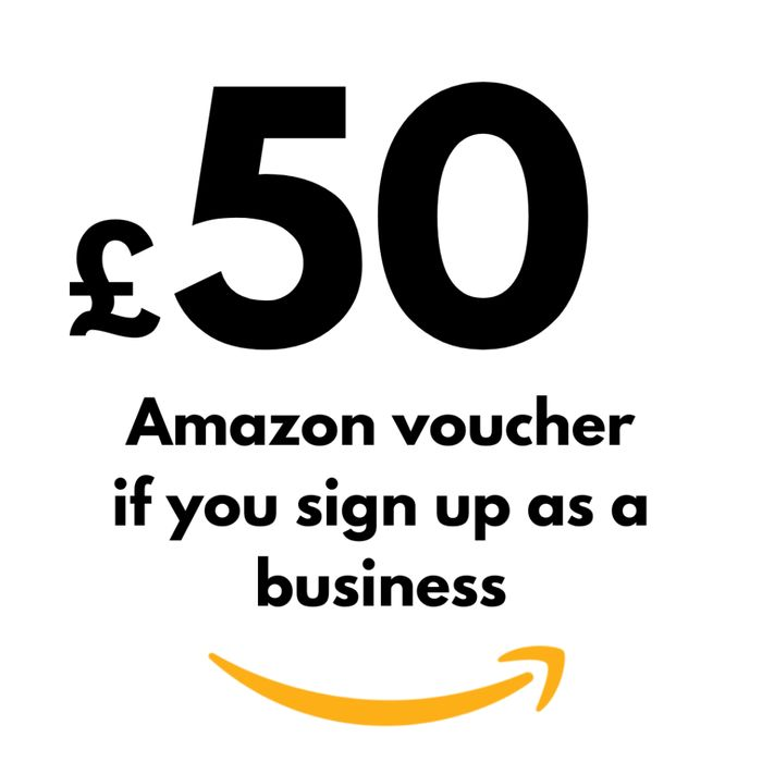 Amazon Business: £50 off £200 Spend with Code