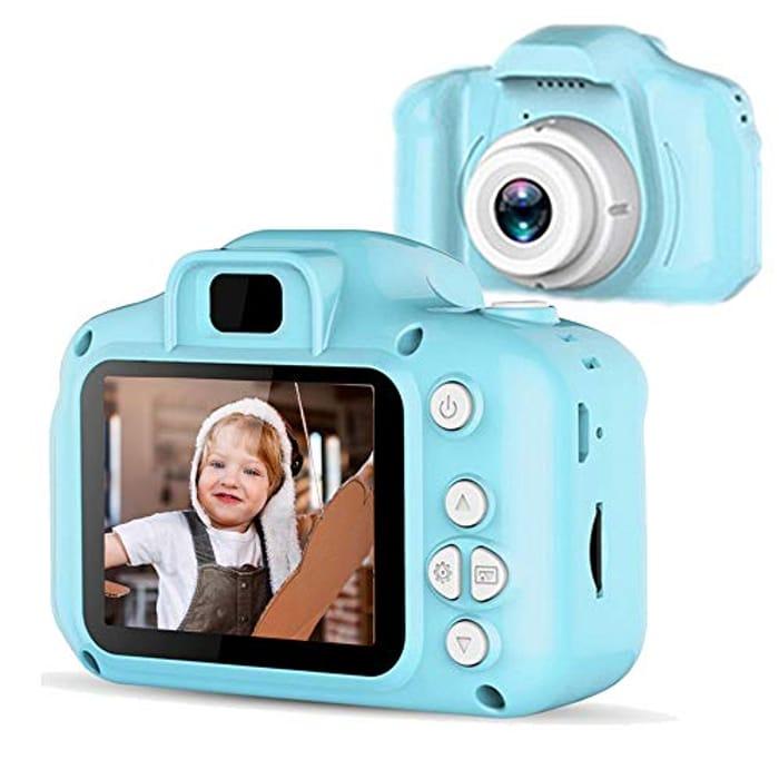 Wow - Mini Kids Digital Camera Only £9.99 (Secret Code)
