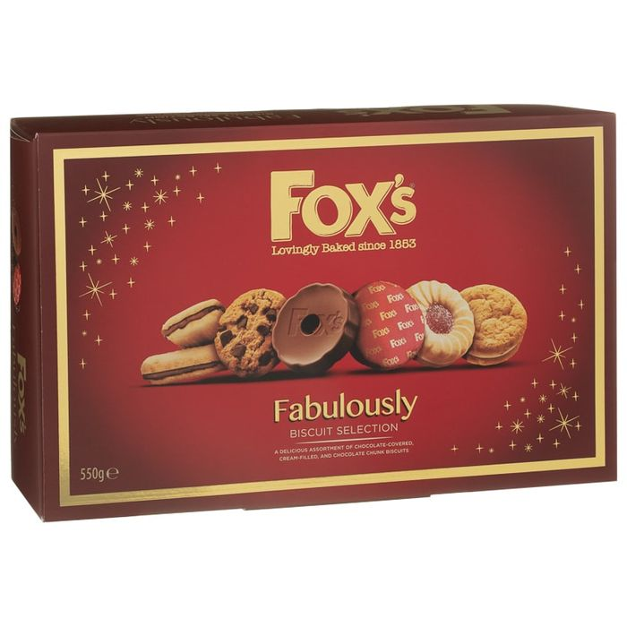 Best Price! Fox's Fabulously Biscuit Selection 550g