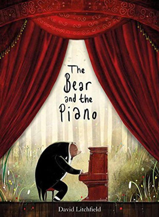 The Bear and the Piano Two Books for £7 Deal
