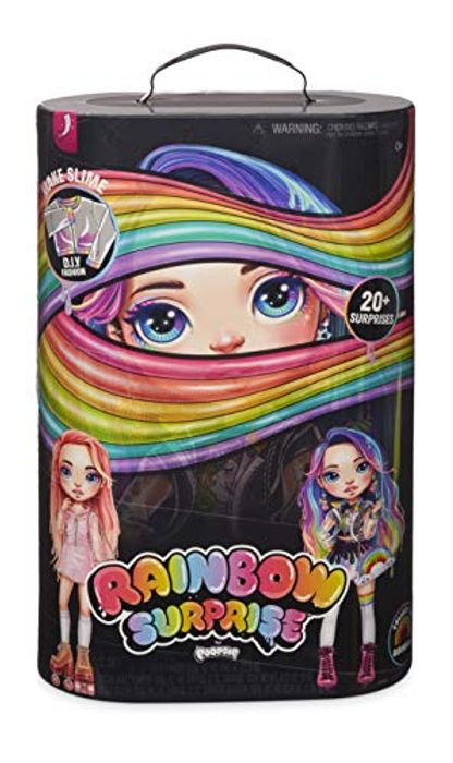 Poopsie Surprise Dolls Rainbow Dream or Pixie Rose, Multi £29.99 at Amazon