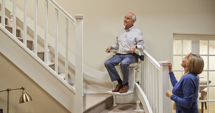 Request Your Free Stairlifts Brochure