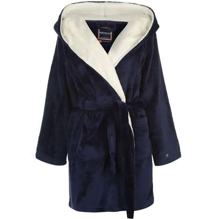 SoulCal Borg Robe Ladies at Sports Direct - Only £5!