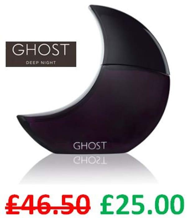 Ghost Deep Night EDT, 75ml *4.6 STARS*