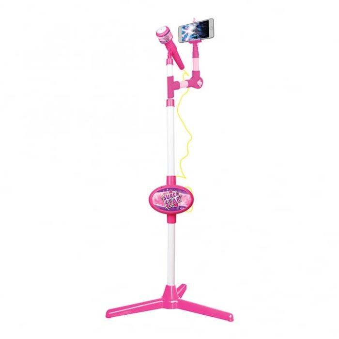 Selfie Microphone with Stand