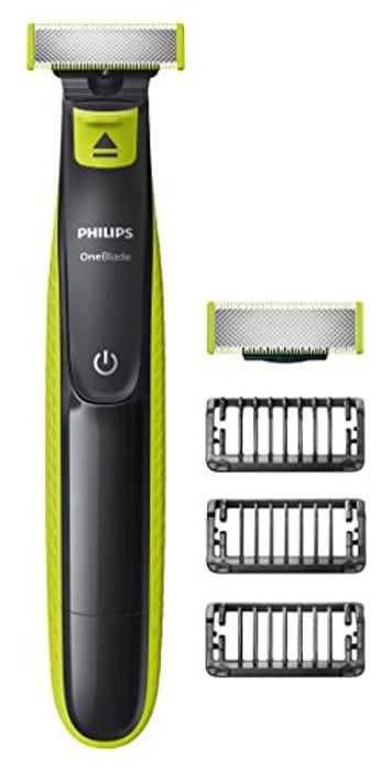 DOTD! Philips OneBlade Hybrid Stubble Trimmer and Shaver