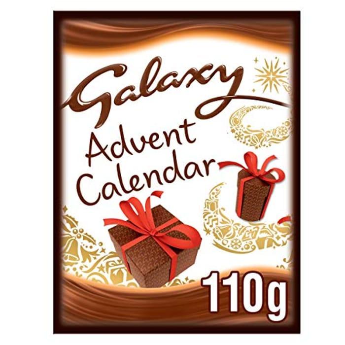 Galaxy Advent Calendar, 110 G (Minimum Order Quantity 5)