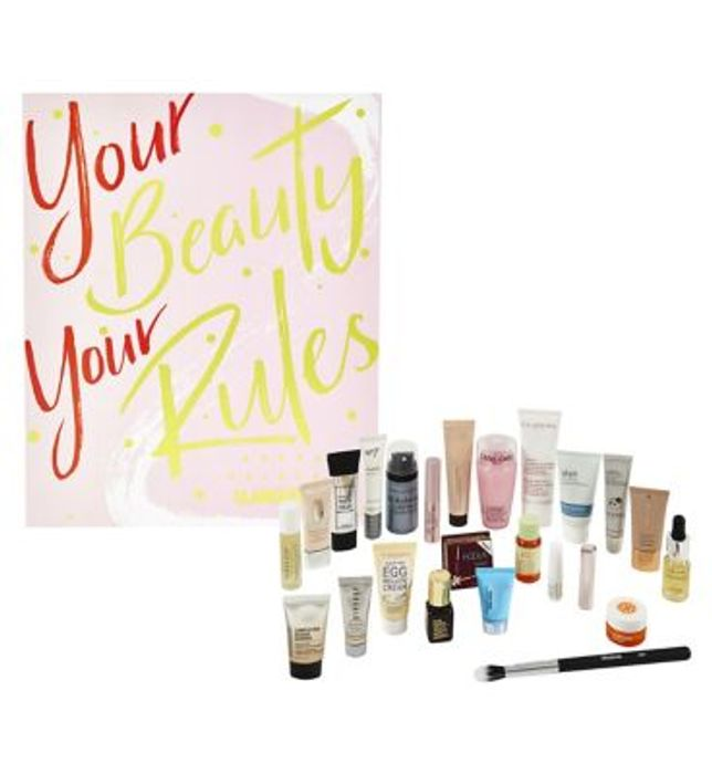 : The Beauty Advent Calendar, in Collaboration with Glamour