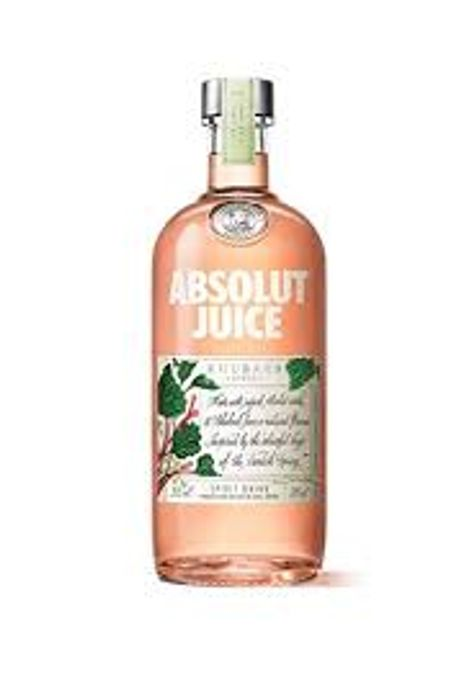 Absolute Vodka Rhubarb with Cashback Apps