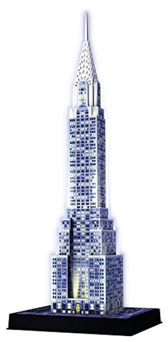 Ravensburger Chrysler Building - Night Edition,