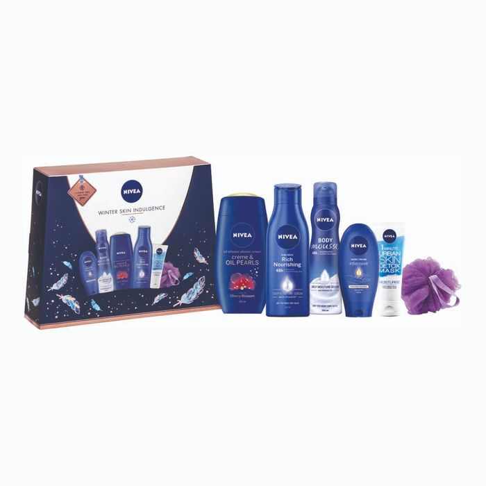 *HALF PRICE* Nivea Winter Skin Indulgence Gift Set