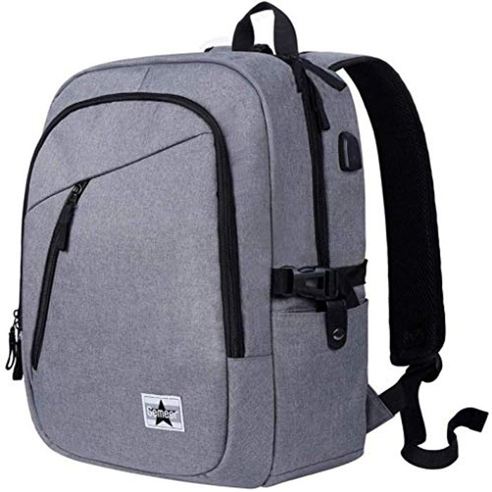 Backpack with Charging Port FREE DELIVERY