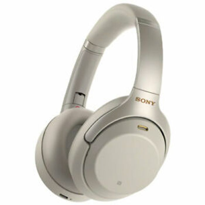 Brand New - Sony WH-1000XM3 Wireless Noise Cancelling Headphones - Silver