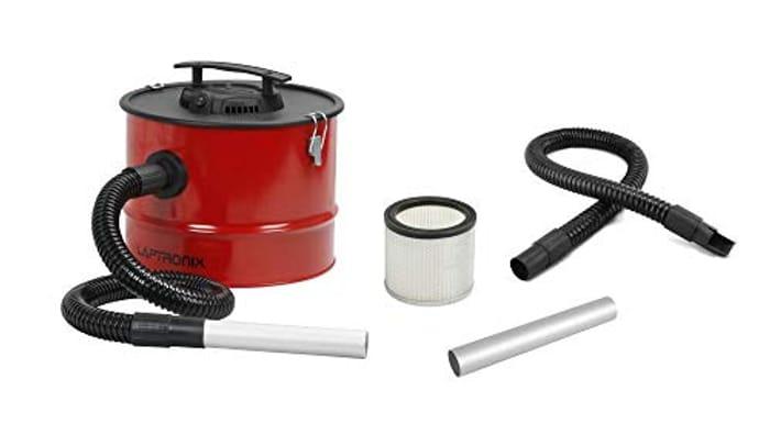 15L Ash Vacuum Cleaner 600W Electric Heat Resistant Power Suction