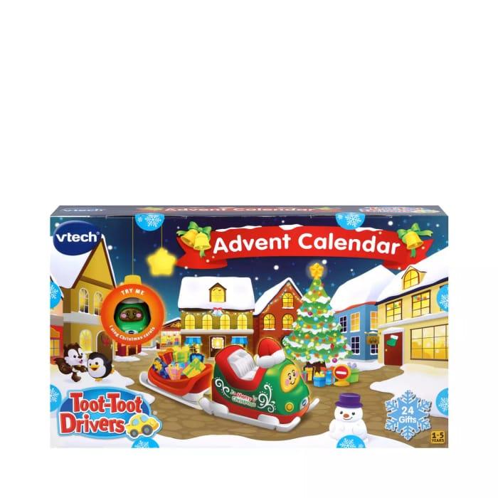 VTech - Toot-Toot Drivers Advent Calendar Now £20.00 Was £25.00
