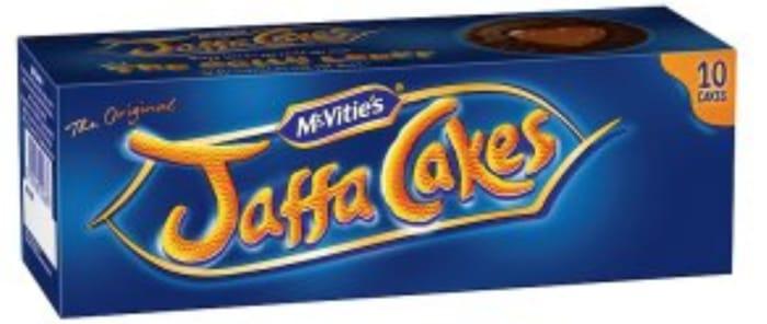 Mcvitie's the Original Jaffa Cakes 10 50p