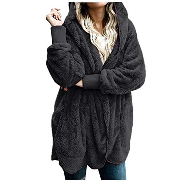 Ni_ka Women Winter Warm Coat Jacket