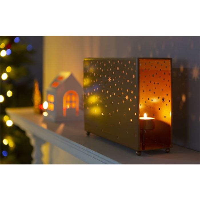 Yankee Candle Magical Starry Night Holder and Tealights