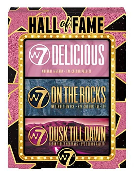 W7 Hall of Fame Gift Set