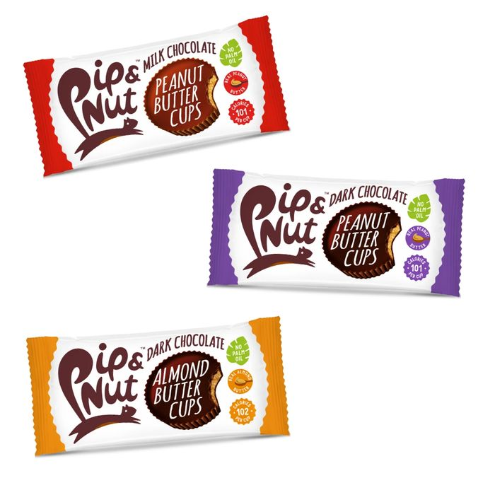 20% off All Nut Butter Cups on Our Webshop
