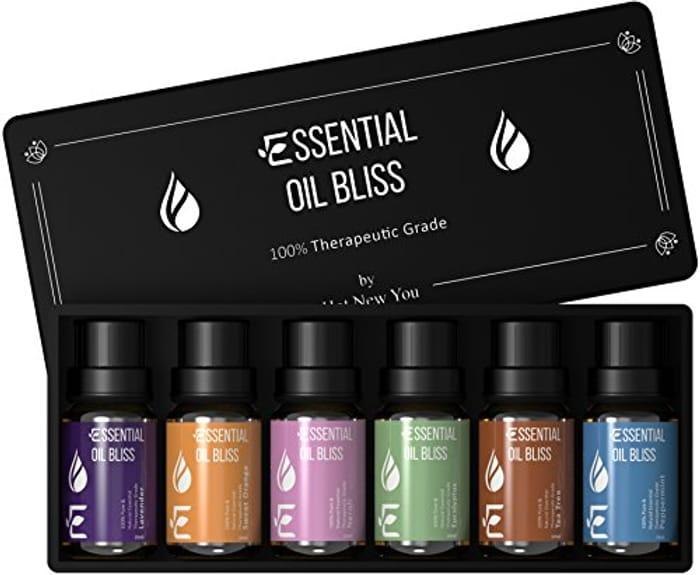 Hot New You Essential Oils Set