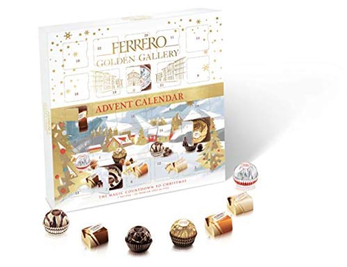 Cheap Ferrero Golden Gallery Advent Calendar, 230 g, reduced by £2.26!