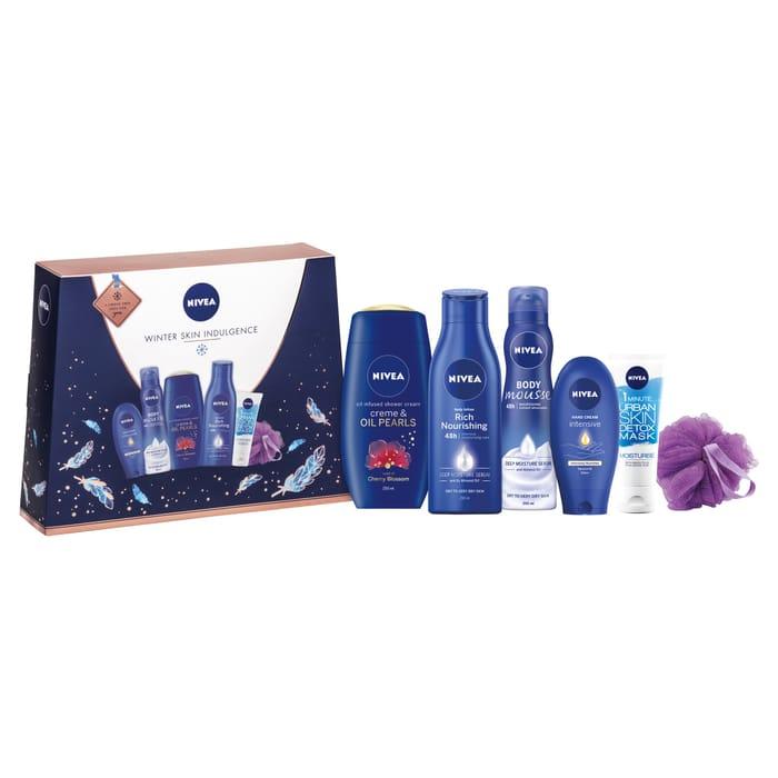Nivea Winter Skin Indulgence Gift Set HALF PRICE