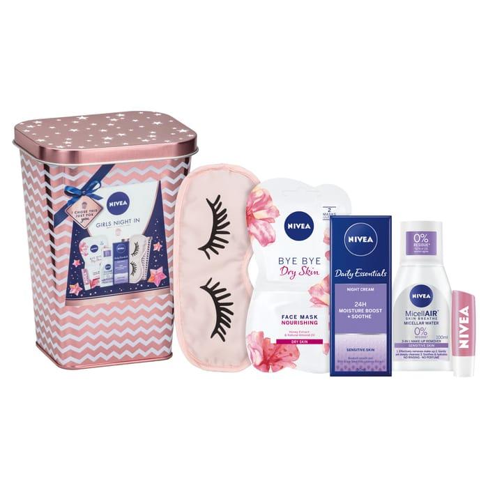 Nivea Girls Night in Gift Set HALF PRICE