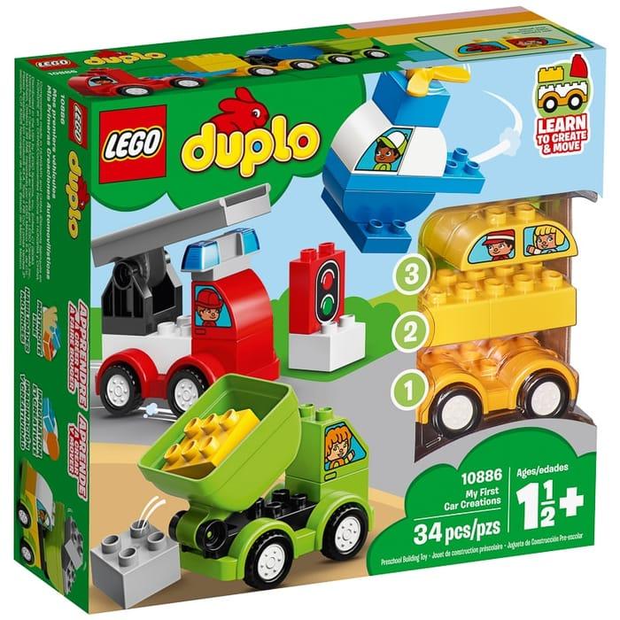 LEGO Duplo My First Car Creations
