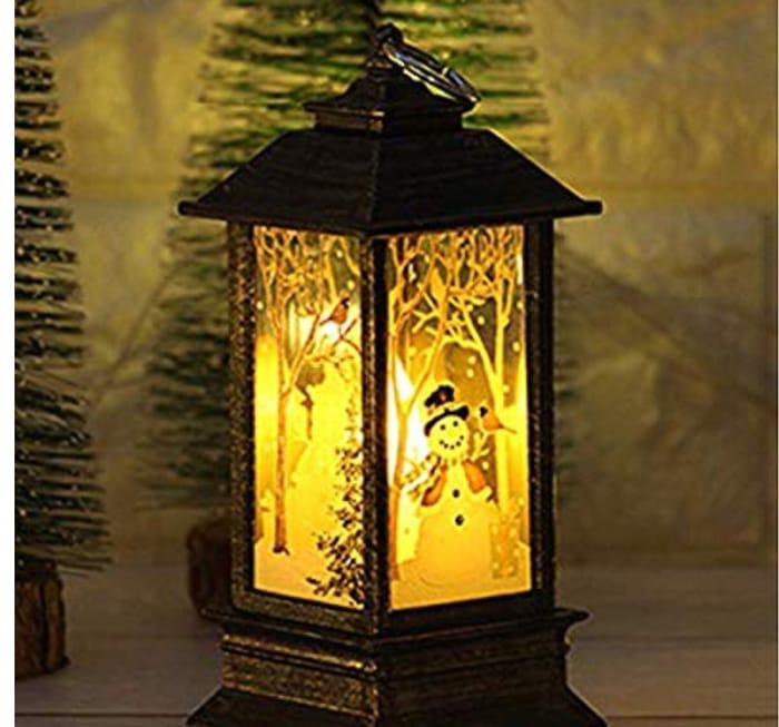 Christmas Lantern Decoration