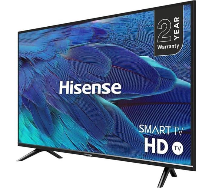 "HISENSE 40"" Smart Full HD LED TV + FREE 6 Month Spotify Premium"