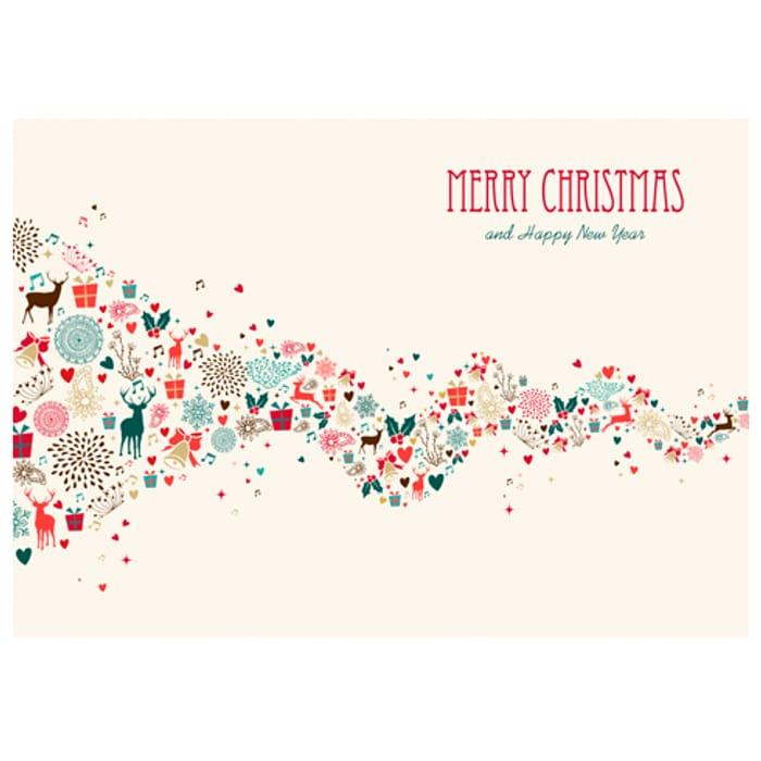 FREE Christmas Card Samples
