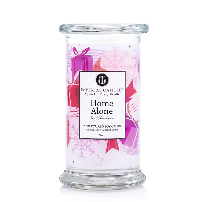 Home Alone for Christmas Jewellery Scented Candle