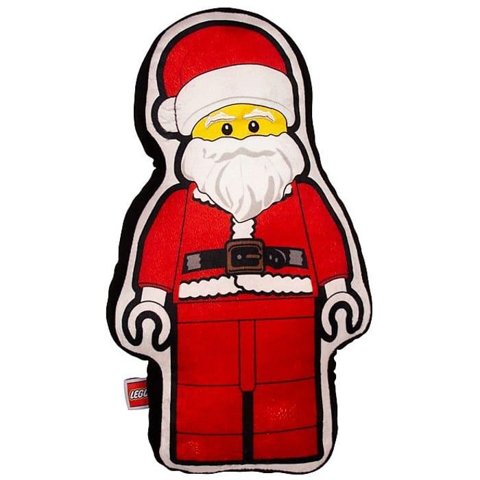 Lego Santa Cushion
