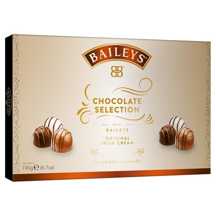 Baileys Truffles Chocolate Box 190g