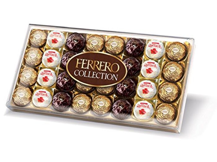 Best Price Ferrero Collection Chocolate Gift Set at Amazon