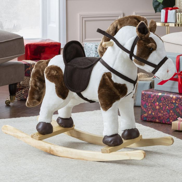 Great Value Rocking Horse with Sound