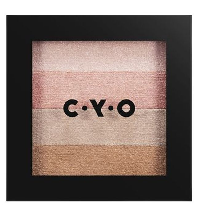 CYO Shimmer Switch Bronzing & Highlighting Palette - in the Clouds