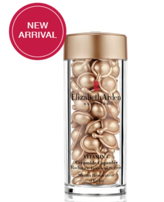 Try New Vitamin C Ceramide Capsules (7-Piece) with Any £70 Purchase