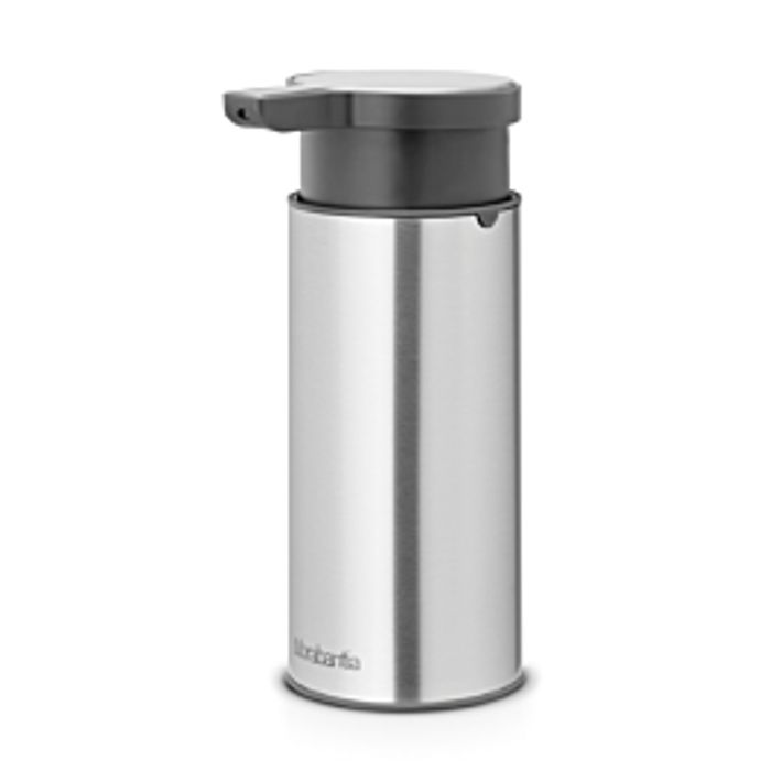 Brabantia Soap Dispenser - Matt Steel