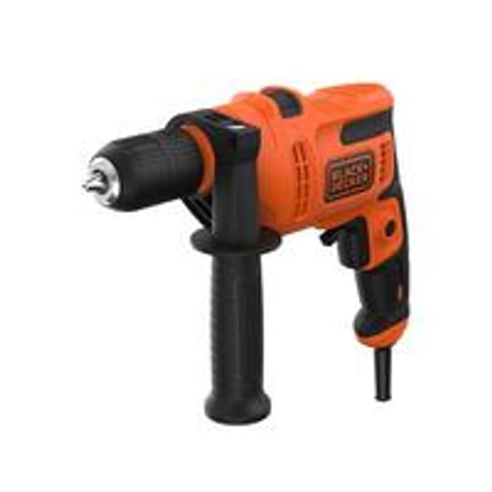 Black and Decker Hammer Drill 500w