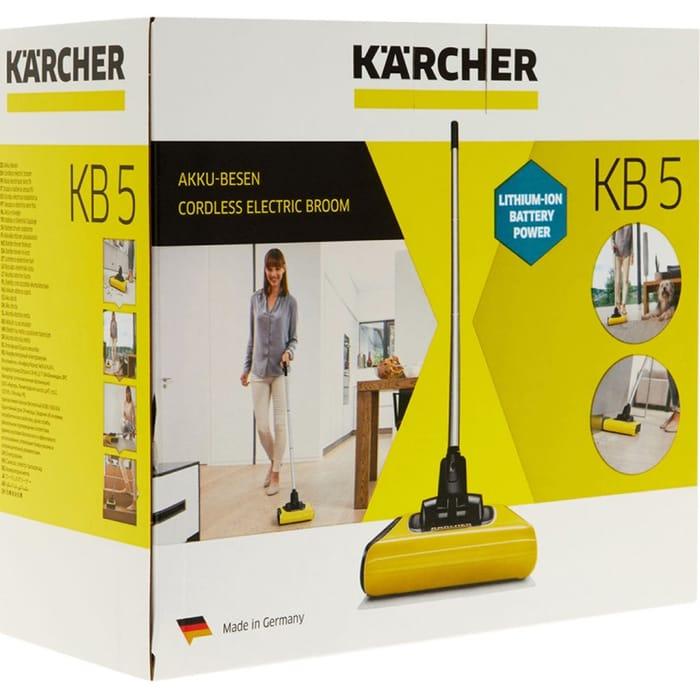 KARCHER Rechargeable Floor Sweeper