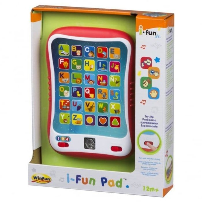 I Fun Pad Toy for 12 months+