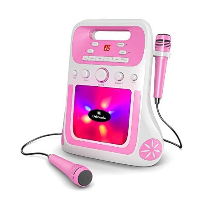 Oakcastle Party Karaoke Machine