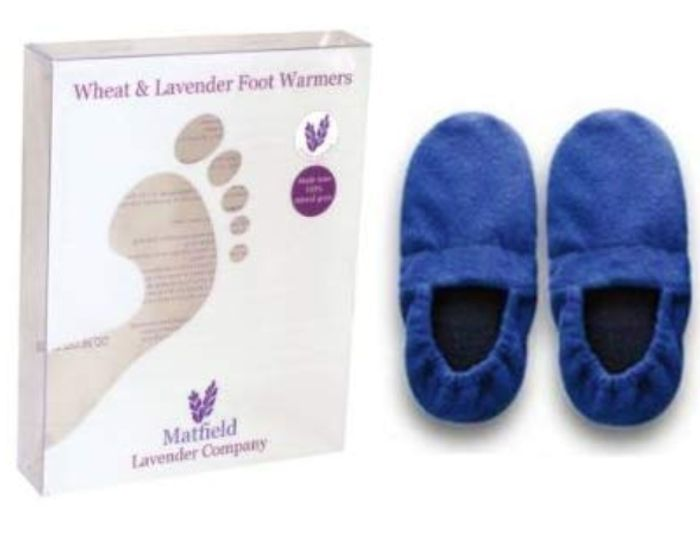 Wheat & Lavender Foot Warmers