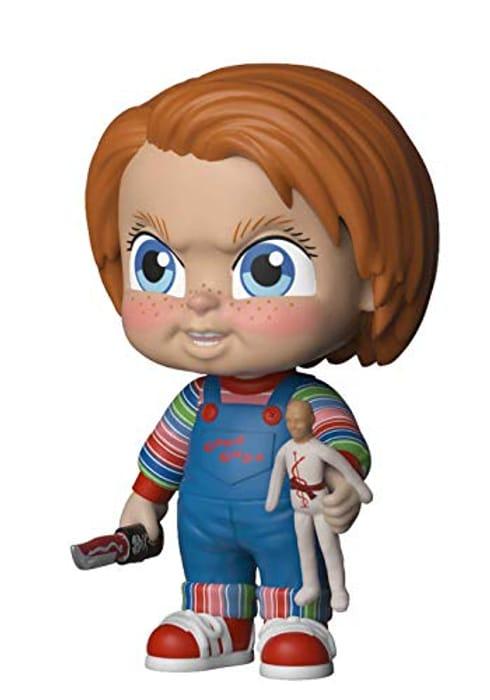 Funko Pop Horror: Chucky Doll Vinyl Figure - 13cm Tall