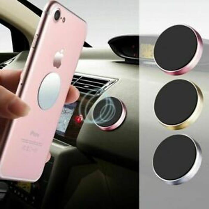 In Car Magnetic Phone Holder Mount