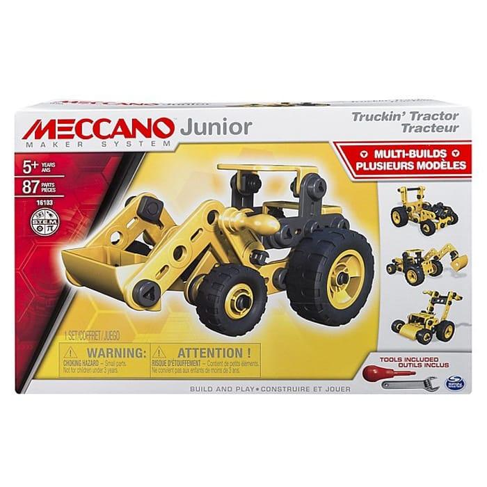 Meccano Junior Truckin' Tractor