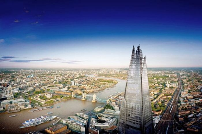 View the Shard for 2