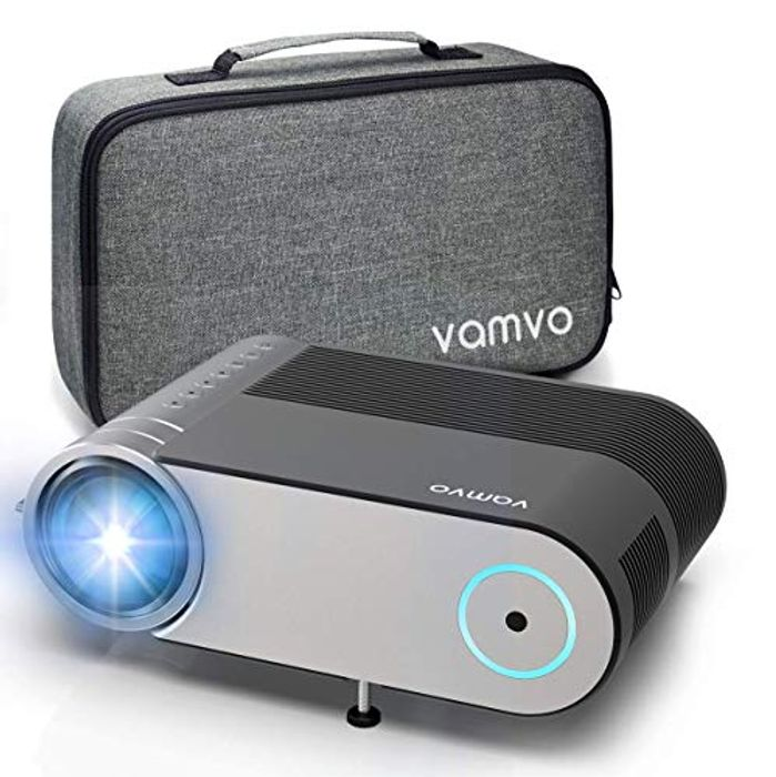 Vamvo Mini Projector L4200 - £69.99 at Amazon UK for Prime Users